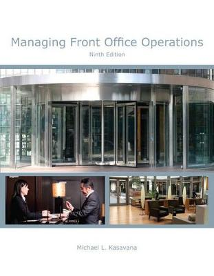 Managing Front Office Operations with Answer Sheet AHLEI 9ED