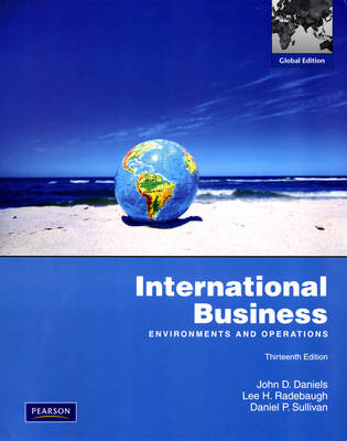 International Business: Economics and Operations