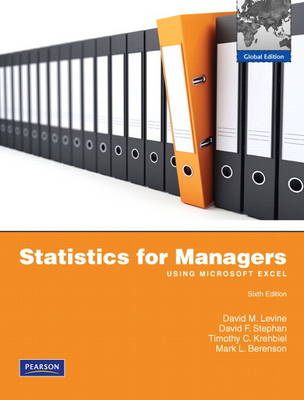 Statistics for Managers Using MS Excel