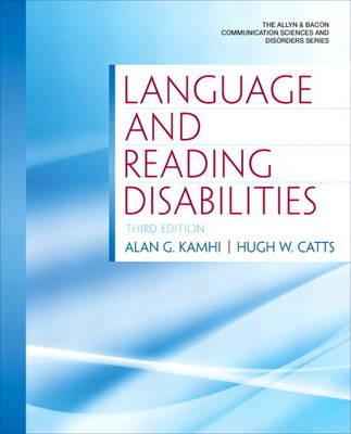 Language and Reading Disabilities