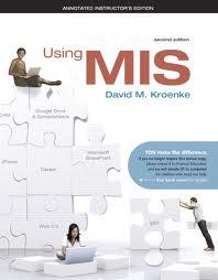 Using MIS