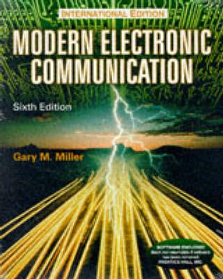 Modern Electronic Communications