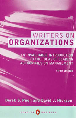 Writers on Organizations