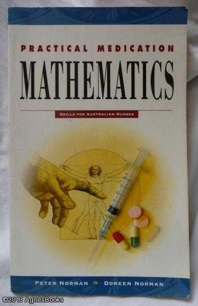Practical Medication Mathematics: Skills for Australian Nurses