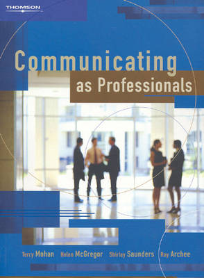 Communicating as Professionals