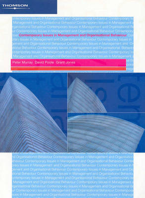 Contemporary Issues in Management and Organisational Behaviour