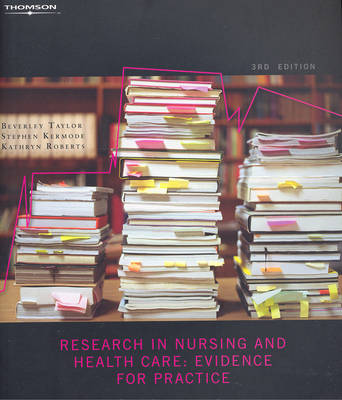 Research in Nursing and Health Care: Creating Evidence for Practice