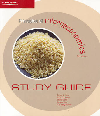 Principles of Microeconomics: Study Guide