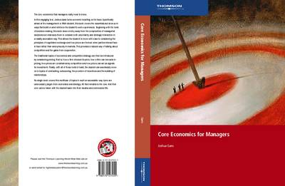 Core Economics for Managers