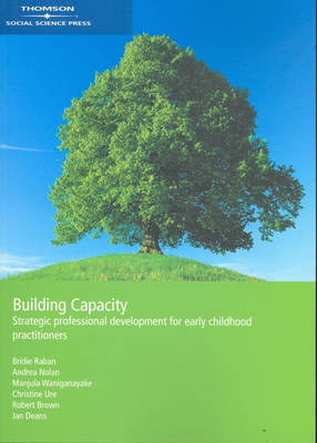 Building Capacity: Strategic Professional Development for Early Childhood Practitioners