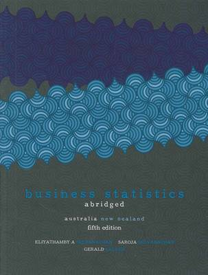 Bundle Business Statistics - Abridged: Australia New Zealand Edition + Aplia