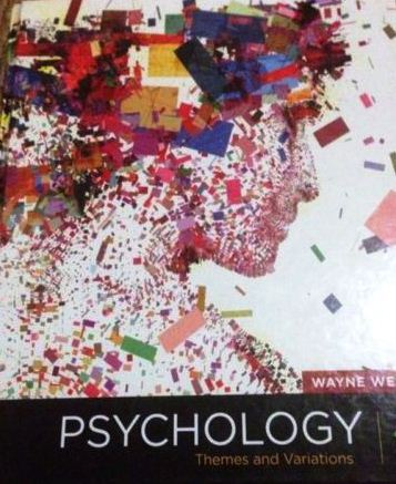 Bundle: Psychology: Themes and Variations + Writing for Psychology +  Classic Case Studies in Psychology, Second Edition
