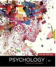 Bundle:Classic Case Studies in Psychology, Second Edition + Psychology:  Themes and Variations + Writing for Psychology