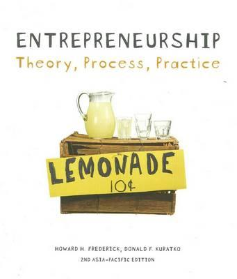 Bundle: Entrepreneurship : Theory, Process, Practice + Online Interactive Business Plan Printed Access Card