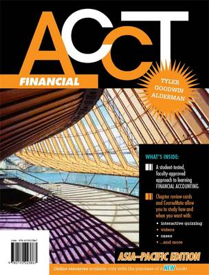 Bundle: Financial ACCT : Asia-Pacific Edition + Managerial ACCT : Asia-Pacific Edition 1st Edition