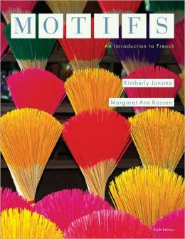 Bundle: Motifs : an Introduction to French + Ilrn Heinle Learning Center Printed Access Card