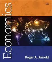 Bundle: Economics Mindtap Economics 2-Semester Printed Access Card for Arnold's Economics