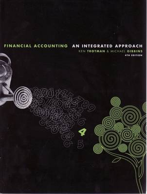 Financial Accounting: An Integrated Approach