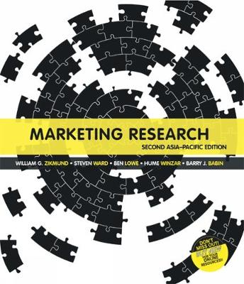 Marketing Research : Asia Pacific Edition 2nd Edition