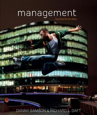 Management : fourth Asia Pacific Edition