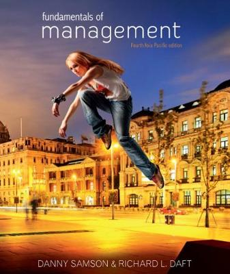 Fundamentals of Management: Asia Pacific Edition with Student Resource Access 12 Months