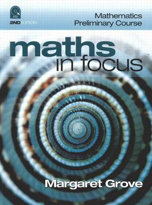 Maths in Focus Mathematics Preliminary Course
