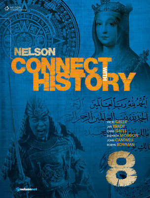 Nelson Connect with History 8 Student Book Plus Access Card for 4 Years