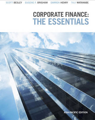 Corporate Finance: The Eessentials Asia-Pacific Edition