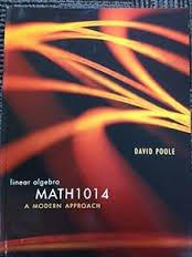 Linear Algebra: A Modern Approach