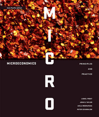 Microeconomics: Principles and Practice - With Student Resource Access 12 Months