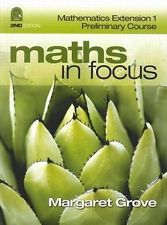 Maths in Focus Ext Prelim Student Book Plus Access Card for 4 Years