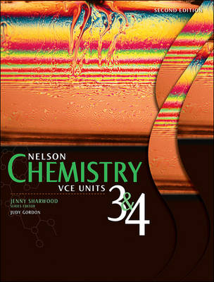 Nelson Chemistry Vce Units 3 + 4 2ed (book + Ebook)
