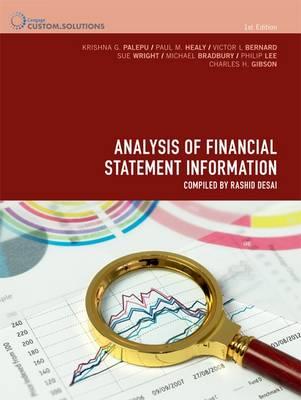Analysis of Financial Statement Information