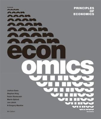 Principles of Economics : Australia and New Zealand Edition