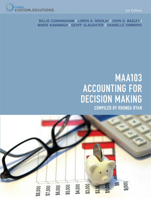 CP0882 MAA103 - Accounting for Decision Making