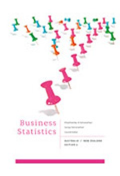 On Demand Bundle: Business Statistics: Australia New Zealand + Aplia Notification Card