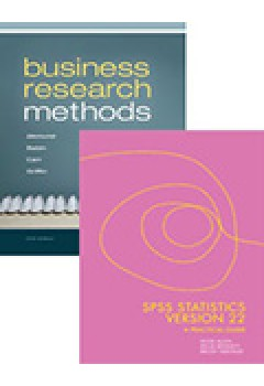 SPSS Stats V22 practical guide + Essentials of Stats for Behavioural Sciences Value Pack 9780170348973 + 9781133956570