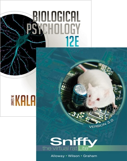 Bundle: Biological Psychology + The Essentials of Learning and Conditioning + Sniffy the Virtual Rat Lite, Version 3.0 (with CD-ROM)