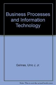 Business Processes And Information Technology + Myob 13