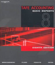 Tafe Accounting: To Trial Balance Workbook + Tafe Accounting: Basic Reports