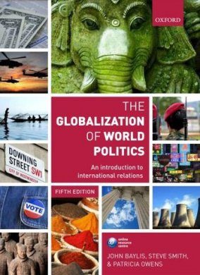 The Globalization of World Politics 5E / ANZ Pacific Case Studies