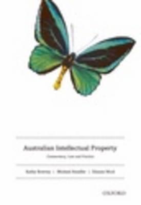 Australian Intellectual Property / Emerging Challenges in Intellectual Property