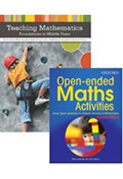 Teaching Mathematics & Open Ended Maths Activities (Value pack)