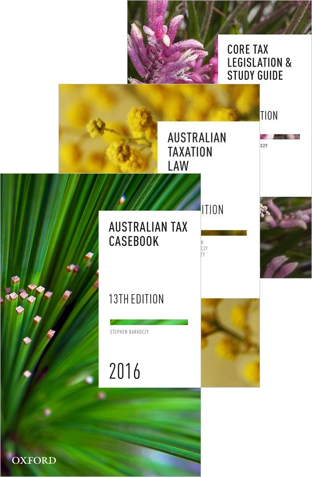 Core Student Tax Pack 4 2016