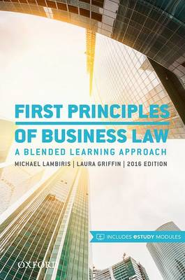First Principles of Business Law 2016