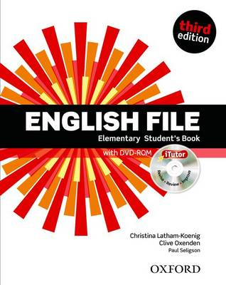 English File: Elementary: Student's Book with Itutor: Student's Book with Itutor