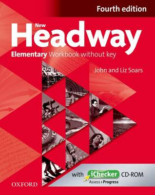 New Headway: Elementary: Workbook & iChecker without Key