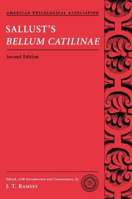 """Sallust's """"Bellum Catilinae"""""""