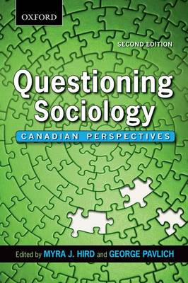Questioning Sociology: Canadian Perspectives
