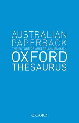 The Australian Oxford Paperback Thesaurus
